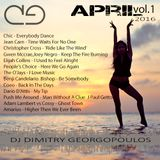 APRIL 2016 vol.1 - MIX BY DIMITRY GEORGOPOULOS.
