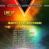 Trance.es 2nd Anniversary