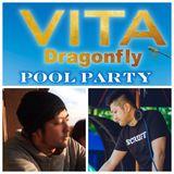 DJ Taz Live at VITA Dragonfly Pool Party (Opening Set) 2017/9/2