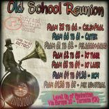 HCM @ OLD SCHOOL REUNION - 27/05/2017