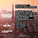mix de Boiler Room, uno de los mejores -breakbot