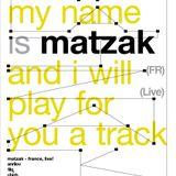 Matzak and Madison DJ SET