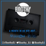 A Month In UK Hip-Hop... March 2016