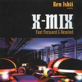 X-Mix 8 Ken Ishii - Fast Forward & Rewind 1997