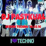 SESION TECHNO DE DJ PASTKUAL 28/02/16
