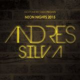Andres Silva @ Neon Nights 2015 by Nightone Records