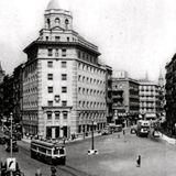 "Jay Bird  ""Hotel Pulitzer"" 1-2-2015 Barcelona."