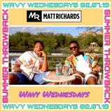 SUMMER  THROWBACK | #WavyWednesdays [03.07.19] | INSTAGRAM: @DJMATTRICHARDS | OLDSKOOL RNB HIPHOP