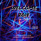 Welcome 2018 Call it Techno.... mixed by SISCOK