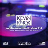 Sonrisa Sounds Show 16 - 28/07/19