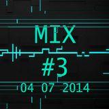 ELECTRO HOUSE MIX #3 (04-07-14)