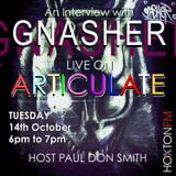 ARTICULATE - GNASHER