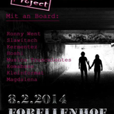 Komabase@Forellenhof,Nightmare-Party 08.02.2014
