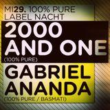 Gabriel Ananda @ 100% Pure - Gewoelbe Cologne (29-05-2013)