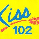 Kiss 102 last 10 mins, Galaxy 102 first 20 mins, Manchester 1997