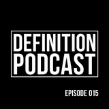 Damian - Definition Podcast 015