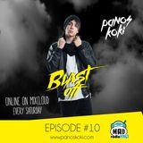 Panos Koki - Blast Off #010
