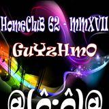 HomeCluB 62 Guyzhmo MMXVII