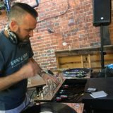 Stev Optix Live f at The Vinyl Sessions August 2017