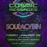 "Live @ ""Cosmic Messages feat. Soulacybin""  [FREE DOWNLOAD]"