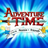 Adventure time with noisia and friends