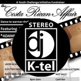 DJ K-Tel Live - The Costa Rican Affair