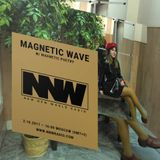 Magnetic Wave w/ Magnetic Poetry - 2nd October 2017