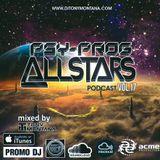 Psy-Prog Allstars podcast # 17 with Dj Tony Montana [MGPS 89,5 FM] 28.10.2017