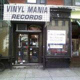 Vinyl Mania, New York City radio feature, June 1996