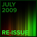July 2009: Re-Issue