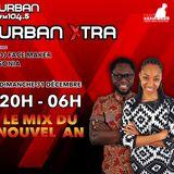 Urban Xtra Mix du Nouvel an 2018 00H-01H