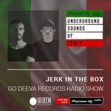 Simone Vitullo - Go Deeva Records Radio #007 (Jerk In The Box Mix) (Underground Sounds Of Italy)