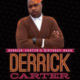 HAPPY Birthday Derrick cARTER oCT 21, 2011!!!!!!