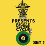 Radio Crown Presents Reggae Spin Cycle Set One