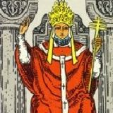 Fifth day of the moon - The Pope, or Hierophant