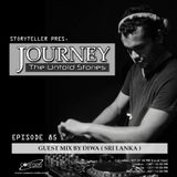 Journey - 85 guest mix by Diwa ( Sri Lanka ) on Cosmos Radio - Germany [26.09.18]