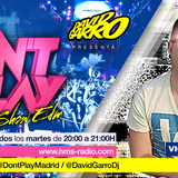 David Garro @ Dont Play Radioshow #020 Invitado Victor Castilla