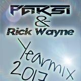 Paksi & Rick Wayne - Year Mix 2017