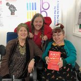 Your voice matters with Penny Pepper   Jilliana Ranicar-Breese and Susi Oddball180518