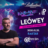 "2020.01.25. - WIM ""Leőwey After"" - Raktár Club, Pécs - Saturday"