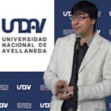 Jorge Calzoni rector de UNDAV