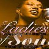 jack scooter's ladies of soul mixed by dj.teebee