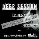 I.S. Deejay - Deep Session 012 (24 October 2012) + Guest mix DJ Pavlin Shumanov (BG)