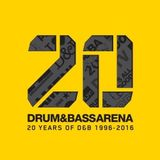 Drum & Bass Arena 20 Years Mix 1 - Drum & Bass Music For The Masses