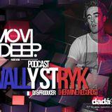 Movi Deep - Dj guest Wally Stryk [Francia] Host Matias Deep