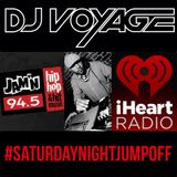 DJ Voyage - Saturday Night Jumpoff - JAM'N 94.5FM Boston - 10-18-14 Live