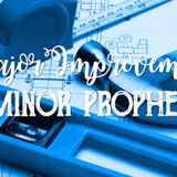 Major Improvements: The Minor Prophets   The Insecurity Cycle
