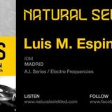 Luis M. Espinosa@Natural Selekted [Interview]