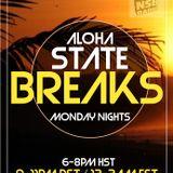 Aloha State Breaks {LIVE} on NSB Radio (8-08-2016)