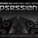 Upsessions 16/12/16 - Holidays Edition (live recording)